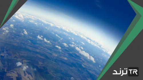 الغبار والاملاح وقطيرات الماء في الغلاف الجوي تسمى الهباء الجوي