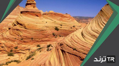 الهضبة هي كتلة صخرية مرتفعة ولها قمة