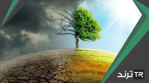 تحدث معظم تغيرات الطقس في طبقة