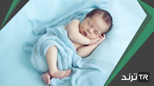 علل حركات المولود الجديد لا اراديه وعشوائية