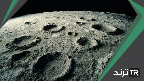 ما سبب تكون العديد من الفوهات على سطح القمر