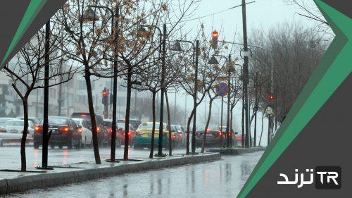هل الامطار التضاريسية تهطل في جميع فصول السنه