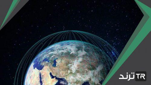 وصف حالة طبقات الغلاف الجوي السفلية في زمن محدد