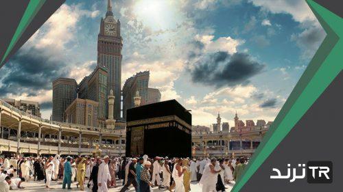 تشكل المسافة بين مكة المكرمة والمدينة المنورة 2/5 المسافة بين مكة المكرمة ونجران تقريبا