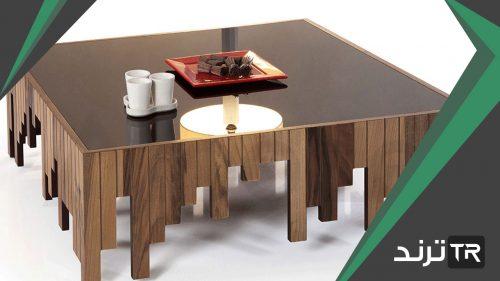 اشترى باسم طاولة سطحها شكل رباعي جميع أضلاعه و زواياه متطابقة فما هو الشكل
