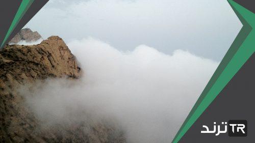 تهب الرياح على جبال الحجاز ومرتفعات سلطنة عمان