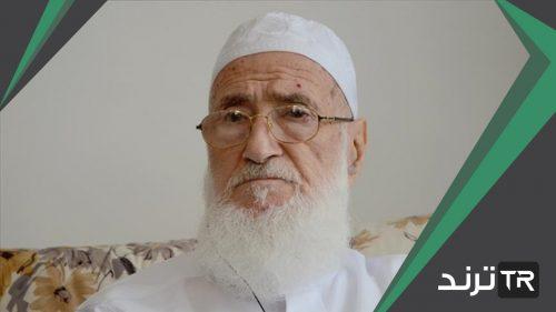 سبب وفاة الشيخ محمد علي الصابوني