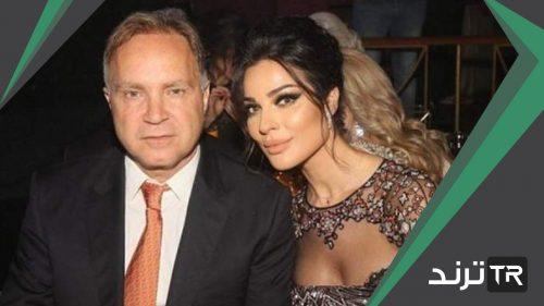 من هو زوج نادين نجيم