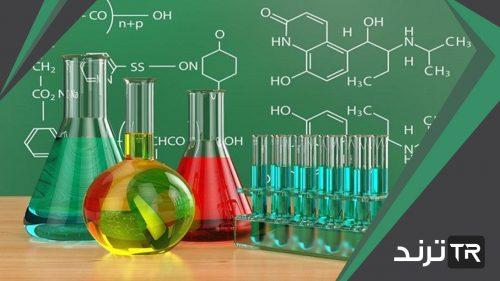 الأنواع الثلاثة للتفاعل الكيميائي هي الاتحاد والاحلال و