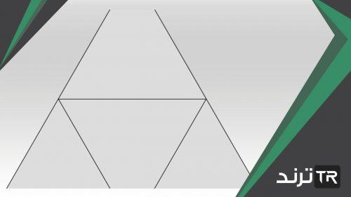 المثلث شكل ثلاثي الابعاد صواب خطأ