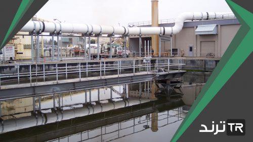 تستعمل مياه الصرف الصحي المعالجة في