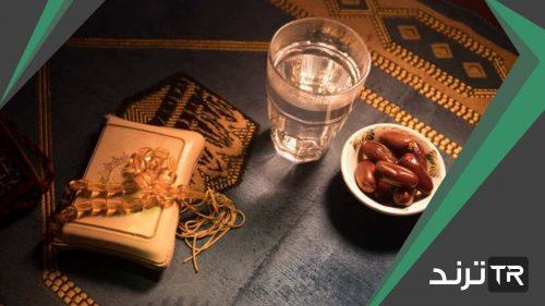دعاء قبل المغرب في رمضان 2021 مستجاب