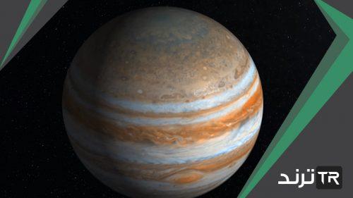 يصنف كوكب المشتري من الكواكب