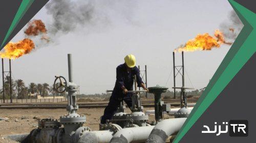 يمتاز بأنه أكبر حقول النفط على اليابس مساحةً وإنتاجاً في العالم